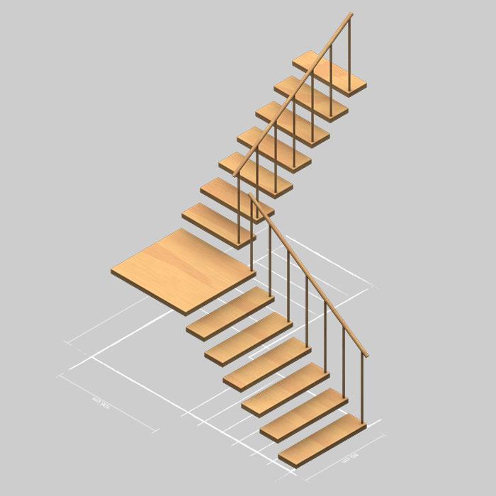 Treppen-Formen1