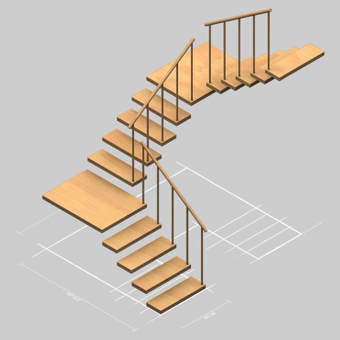 Treppen-Formen6